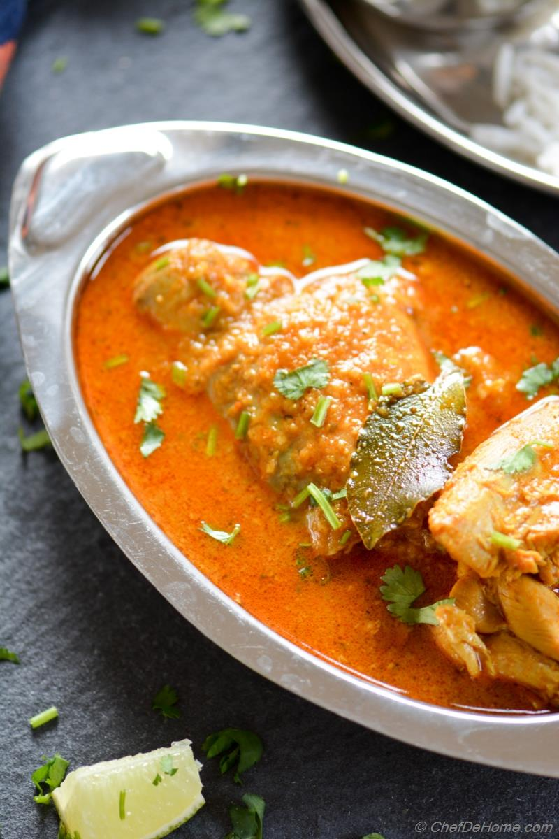 Chicken madras curry recipe indian
