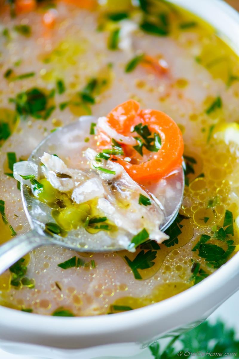 Pressure cooker soup recipes chicken