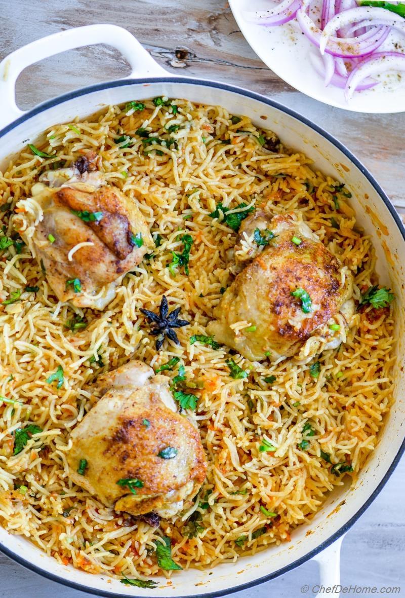 simple mild chicken curry recipe