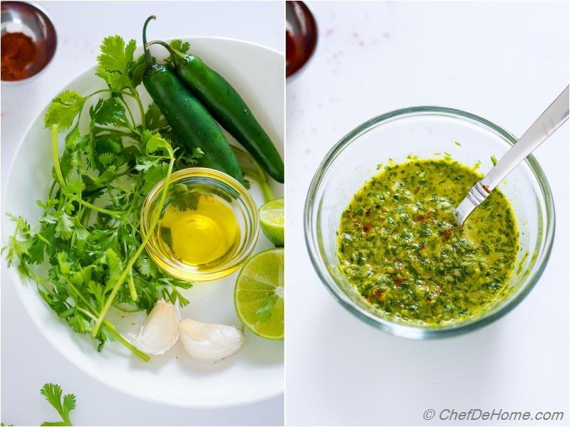 Vegan Gluten Free Cilantro Lime Dressing