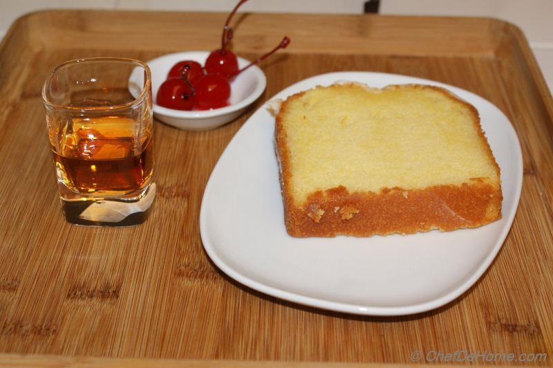 Big Orange Soak Cake Recipe