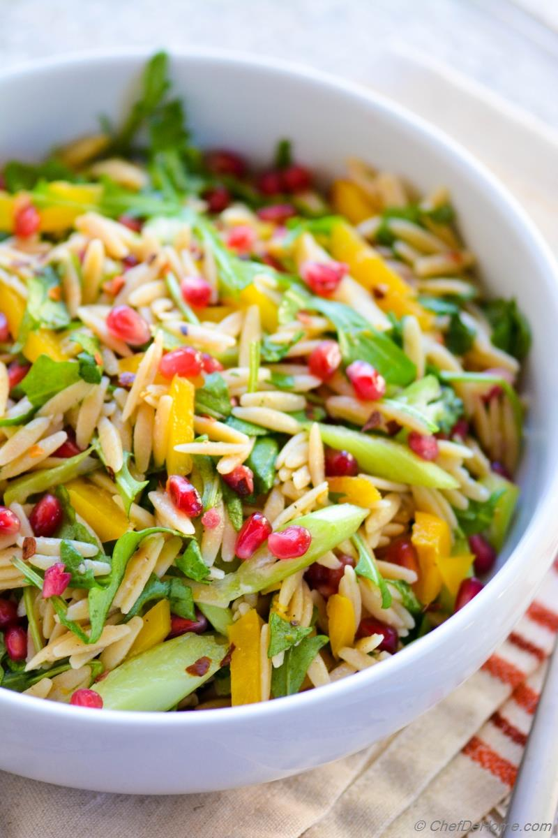 Pasta salad vegan