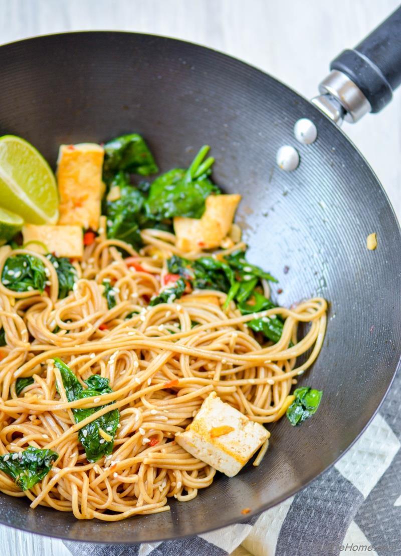 Italian buckwheat pasta recipes