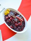 Cranberry Chutney with Ginger