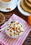 Cinderella's Oats and Quinoa Porridge with Ginger Tea | Disney Theme Breakfast