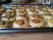 Mini Chicken Sausage Pin Wheels