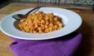 Ditalini Pasta in Tomato and Shallots Wine Sauce