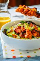 Indian Tandoori Chicken Salad