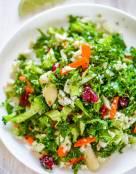 Cauliflower and Broccoli Detox Salad