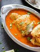 Indian Chicken Madras Curry