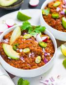 Chili No Beans (Instant Pot)