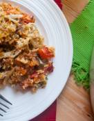 To Die For Greek Pastitsio (baked pasta) with Homemade Bechamel Sauce