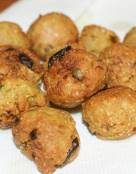 Lotus Root Fritters