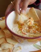 Masala Hummus