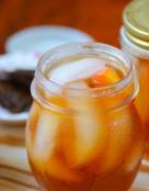 Refreshing Summer Peach Ice Tea