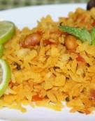 Poha - Rice Flakes Snack