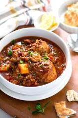Chicken Stew (Instant Pot)