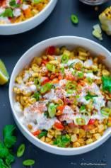 Esquites - Mexican Corn Salad