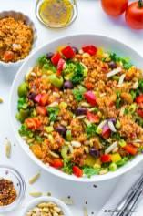 Ultimate Greek Quinoa Salad
