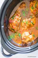 5 Ingredients Crockpot Salsa Chicken