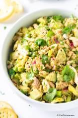 Avocado Tuna Salad