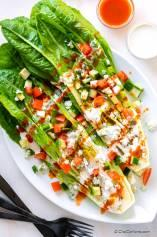 Grilled Romaine Wedge Salad