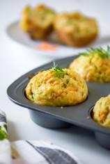 Zucchini Carrot Muffins