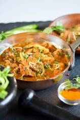 Indian Omelet Masala Egg Curry