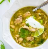Green Chili - Chicken Chili Verde