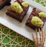 Creepy Brownies