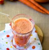 Hello Sunshine - Grapefruit, Carrots and Turmeric Smoothie