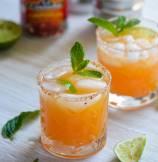 Orange Adobo (Chipotle) Margarita