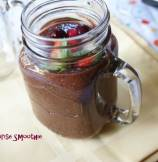 Midday Surprise Spinach, Strawberry and Blood Orange Smoothie