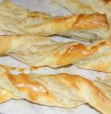 Seasoned Puff Pastry Twists