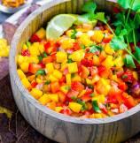 Spicy Mango Salsa