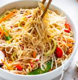 Sesame Noodles with Chicken