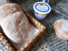 Italian Ciabatta Bread Rolls