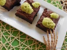 Creepy Brownies