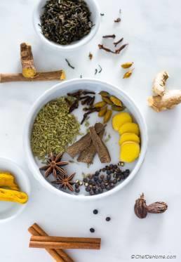 Homemade Chai Spice