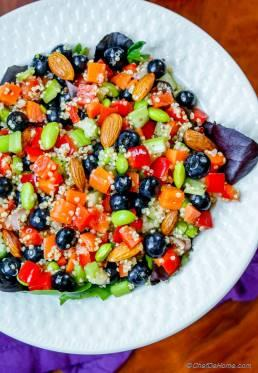 Quinoa Power Detox Salad