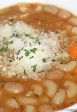 Pasta Fagioli
