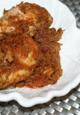 Spicy Pickled Chicken