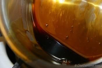 Step for Recipe - Kahlua Flan