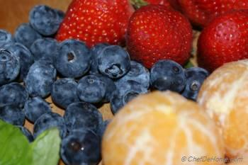 Step for Recipe - Very Berry Fruit Salad