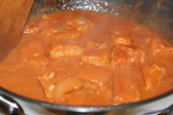 Step for Recipe - Mock Duck in Tomato Sauce