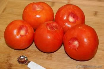 Step for Recipe - Canning tomatoes