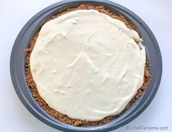Step for Recipe - No Bake Cream Cheese Pie