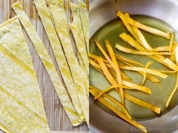 Step for Recipe - Spicy Chicken Chipotle Cream Sauce Pasta