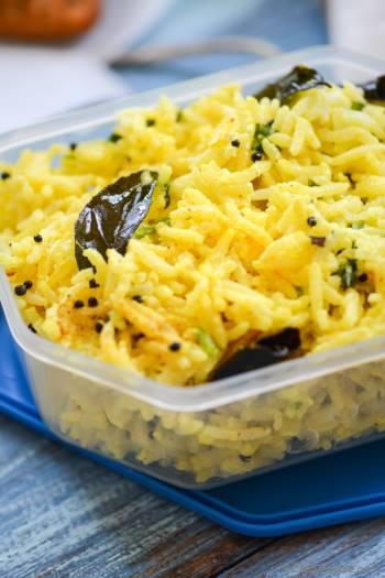 Step for Recipe - Picnic Yogurt(Curd) Rice