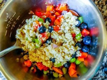 Step for Recipe - Quinoa Power Detox Salad